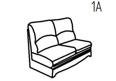 Секция диванная 1А Верона