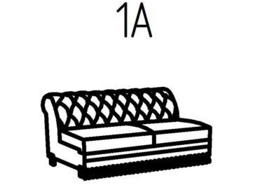 Секция диванная 1А Флоренция