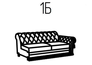 Секция диванная 1Б, 1В Флоренция