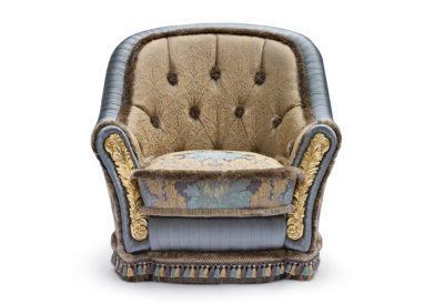 Кресло с 2 лещётками Беатриче