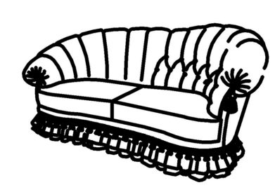 Большой диван 2А, 2Б Медичи эксклюзив