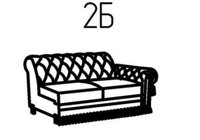 Секция диванная 2Б, 2В Флоренция